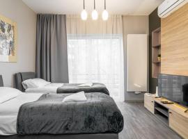 Comfy Apartments - Park Technologiczny – hotel w mieście Gdynia