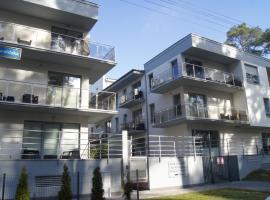 Apartament Elvira, apartment in Pobierowo