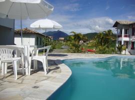 Jabaquara Beach Resort, hotel perto de Igreja de Santa Rita, Paraty