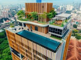 Ceylonz Lifestyle Suites @ Bukit Bintang, hotel in Kuala Lumpur