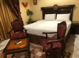 Manazel Qurish Furnished Apartments, apart-hotel em Jeddah