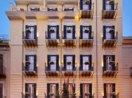 Best Western Ai Cavalieri Hotel, hotel in zona Porto di Palermo, Palermo
