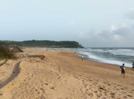 Candolim Beach Winds, hotel in Candolim
