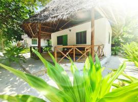 Garden Beach Bungalows Jambiani, hotel in Jambiani
