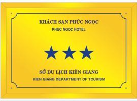 Phuc Ngoc Hotel, hotel near Rach Gia Airport - VKG, Ap Rạch Soi