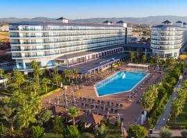 Eftalia Marin Resort, hotel in Konaklı