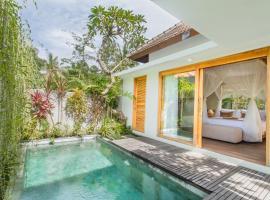 Reswaha Villas, budget hotel in Ubud