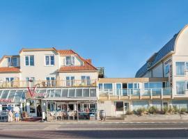 Hotel Victoria, hotel near Vuurtoren J.C.J. van Speijk, Bergen aan Zee