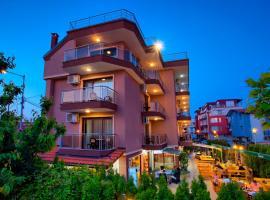 Family Hotel Karel, отель в Несебре