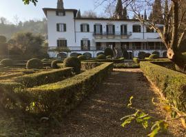 VIlla Fortuny, villa in Florence