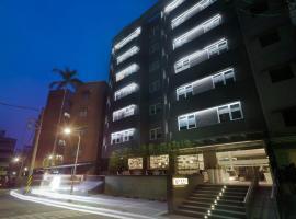 Dandy Hotel - Tianmu Branch, hotel v Taipeju