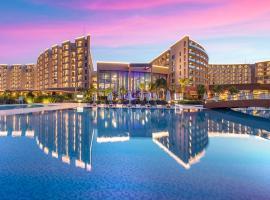 ELEXUS Ultra Luxury Hotel & Beach Club & Casino, hotel in Kyrenia