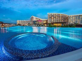 ELEXUS ULTRA LUXURY Resort & Beach Club & Maldive Cabanas & Casino, מלון בקיירניה