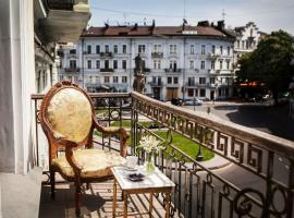 Esther House Luxury Hotel Museum, Hotel in Odessa