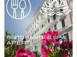 Grand Hotel & Des Anglais, отель в городе Сан-Ремо