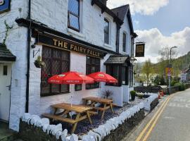The Fairy Falls Hotel, hotel in Trefriw