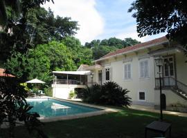 Pansija Villa Laurinda Riodežaneiro