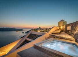 Enalion Suites, guest house in Oia