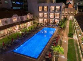 Vila Galé Rio de Janeiro, hotell i Rio de Janeiro