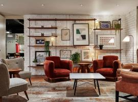The Hoxton, Shoreditch, hotel in London