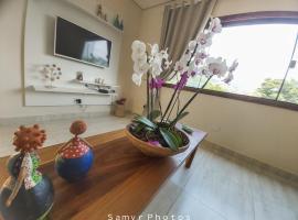 Casa Flamboyant Paraty, holiday home in Paraty