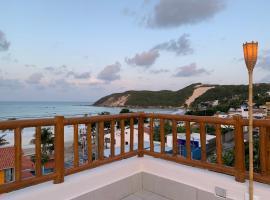 Swell Praia Hotel, hotel near Alberto Maranhão Theatre, Natal
