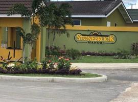 Stonebrook Manor Estate, villa in Montego Bay