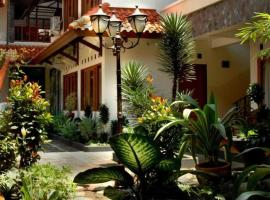 Wisma Puri Larasati, hotel near Maribaya Park, Bandung