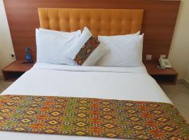 HaZ HOTEL, GONDER, hotel in Gonder