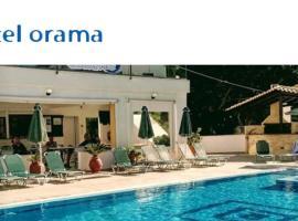 Hotel Orama-Matala, family hotel in Matala