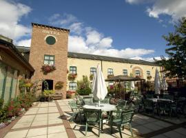 Corn Mill Lodge Hotel, hotel in Leeds