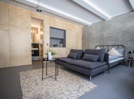 Nena Apartments Metropolpark Berlin - Mitte, apartment in Berlin