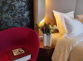 Dali Hotel, pet-friendly hotel in Perpignan