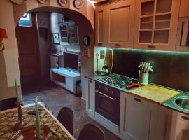 Casa Tosca B&B, bed & breakfast a Prato