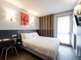 Hotel Gascogne, boutique hotel in Toulouse