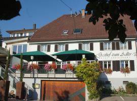 Gasthof zum Adler - Wahlwies, Hotel in Stockach
