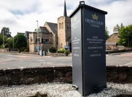Crown Court Hotel, hotel in Inverness
