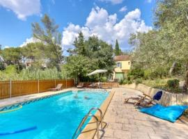 Villa au coeur de la garrigue avec piscine !, holiday home in Montpellier