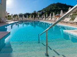 Angelica Hotel, hotel in Agios Gordios