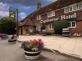 Copthorne Hotel London Gatwick, hotel dicht bij: Luchthaven London Gatwick - LGW,