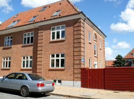 Billesgade B&B and Apartment, hotel i nærheden af Odense Banegård, Odense