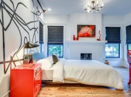 Adina - Red, White & Black Suite - Capitol Views Hotel Room, hotel u blizini znamenitosti 'Mount Bonnell' u gradu 'Austin'