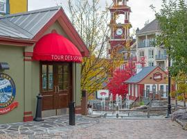 La Tour des Voyageurs II, hotel perto de Mont-Tremblant National Park, Mont-Tremblant