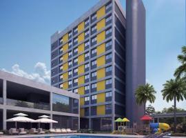 Hotel Solar Pedra da Ilha, hotel em Penha