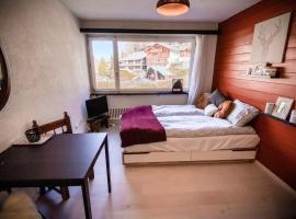 Studio MIA - Cosy & Comfortable - Glacier Paradise, apartment in Zermatt