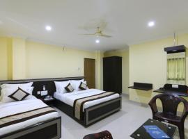 Madrasi Airport Hotel - SAIBALA, hotel perto de Aeroporto Internacional de Chennai - MAA,