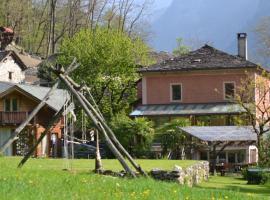 Centro Arte Cabbiolo, Hotel in der Nähe von: Arvigo-Braggio, Cabbiolo