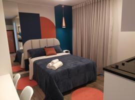Studio Terra Cota - AYN053, apartment in Curitiba