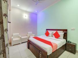 OYO 79242 Hotel City Heart, hotel in Rohtak