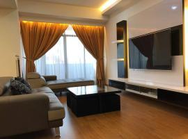 Kenangan Mahkota Hotel, apartment in Melaka